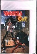 Indie Comic Book Vaulted Vampirella Shi 1997 Limited Ashcan 1df Signed/coa