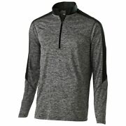 Holloway Dry-excel Snowy Performance Polyester Knit Electrify Pullover 222542