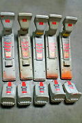 Radiodetection Pdl2 Ba1 Precision Pipe/cable Locator Lot Of 5 Receivers