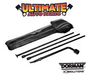 Spare Wheel Tire Jack Handle Tools And Lug Wrench For 04-19 Nissan Titan
