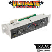 Temperature Climate Control W/ac / Defrost For 96-00 Chevy / Gmc 2500 Pickup