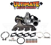 Turbocharger W/gasket Kit 1.4l 4 Cylinder For 13-18 Chevy Trax