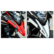 Bird Mouth Cladding Front Covers Red White Parts Fairing Abs Honda Cb500x Y2017