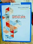 Shelly Cashman Series Microsoft Office 365 And Office 2019 Introductory 1st Editio