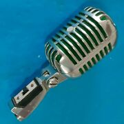Shure 55 Microphone Out Parting No Tested Mic Repair Or Parts Free Shipping