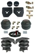 3/8 Front And Rear Bolt In Air Ride Suspension Bag Brackets Mounts For 73-87 C10