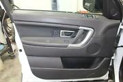 2016 Discovery Sport Driver Front Trim Card Inner Door Panel No Switch Oem