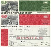 Lot Of 200 Scarce 70and039s Florida Real Estate Stocks W Sexy Modern Ms. Sharp Certs