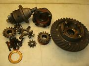 Ford 961 Tractor Ring And Pinion Gear Set 900
