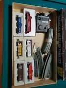 Walthers Trainline Deluxe Ho Train Set Canadan Pacific