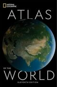 National Geographic Atlas Of The World 11th Edition 1426220588