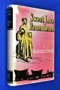 1946 Sweet Love Remembered Hcdj Stafford Mary Ann And Charles Rich Mormon Lds