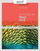 Bundle New Perspectives Microsoft Office 365 And Word 2016 Intermediate, Loose-l