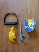 1984 Remco Mighty Crusaders The Evil Buzzard Accessories Only / Z1