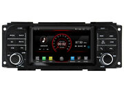 Car Gps Radio For Jeep Chrysler Dodge 1997-2010 5 Android 10 Dsp Navi Player