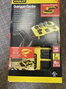 Stanley Model Ncc-0712 Outrigger Combo Wrap And Go Power Station W/power Cord 25