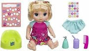 Baby Alive Potty Dance Blond Baby Doll Sounds Phrases And Songs English And Spanish
