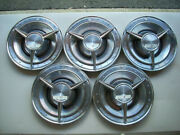 1962 Pontiac Catalina Wheel Cover Spinners 5