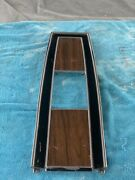 Plymouth Dodge B Body Console Top Plate 4 Speed 1969-1970