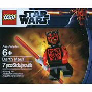 Lego Star Wars 5000062 Shirtless Dart Maul Exclusive 2012 Ny Toy Fair Sealed