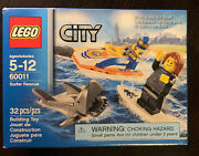 Lego City – Surfer Rescue 60011 – Brand New And Factory Sealed