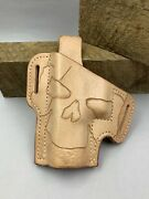 Pancake Holster Lh Fitted For Glock 17 Series. Free Shipping