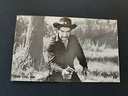 F373 Rinso Soap 10 Paladin Trading Cards 1959 Have Gun Will Travel