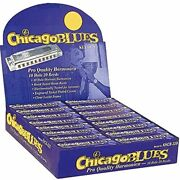 Kay Chicago Blues Khcb-32g Harmonica Display Harps In The Key Of Musical
