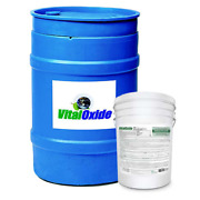 Vital Solutions Oxide Concentrate Mold Remover And Disinfectant Cleaner - 55 Ga...