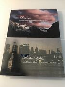 2007 28 Coinsus Mint Uncirculated Sets P And D In Original Presentation Package