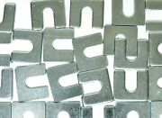 Gm Body And Fender Shims- 1/8 Thick- 3/8 Slot- 48 Shims- 399f