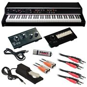Viscount Legend And03970s Compact Extended Stage Piano Cable Kit