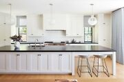 10ft White Kitchen Island Without Counter Top Made In Us