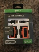 Powera Play And Charge Kit For Xbox One 2 Battery Packs 1100mah