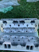 Brodix Cylinder Heads Complete Small Block Chevy W/ Intakecoversrockers