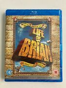 Monty Python's The Life Of Brian - Immaculate Edition Blu-ray, Region Free New