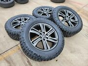 20 Ford F-150 Fx-4 Oem 2021 Rims Wheels Nitto Tires 95031 2018 2019 2020 New