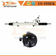 Power Steering Rack And Pump Kit For Mercedes-benz Ml350 Gl450 1 Year Warranty