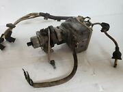 Early 70s Mercury 50hp Outboard 4cyl Distributor Good Wiring