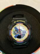 New Casio G-shock Lego Dee And Ricky Limited Edition Collab Ga-110dr-1acr Rare