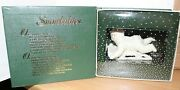 Department 56 Winter Tales Of A Snowbabies- Hold On Tight Figure Nib