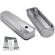 Valve Covers For Ford 429 460 Bbf Big Block Fabricated Aluminum Tall With Bolts