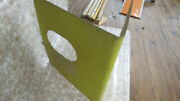 Vintage Cessna Airplane Wing Skin Pn 22300-002 New Old Stock