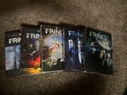 Fringe The Complete Series Dvd New R1 Us