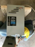 Clearwater Tech Ozone Generator Cd12/02 Dual Cell Generator And Vacuum Gauge