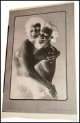 1972 Guys Try It Gay Pride Poster Original Production Film Negative Plate Blue