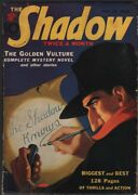 Shadow 1938 July 15. The Golden Vulture.  Pulp