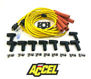 Universal Spark Plug Wires Ignition 8mm Hei Super Stock Radio Suppression Cables