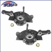 Wheel Hub Bearing Steering Knuckle Assembly Front Lh Rh For Nissan Altima 2.5l