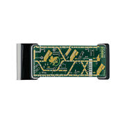 [anime Goods] Evangelion Flash Nerv/board Art/ic Card Clip/green/from Japan/new